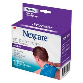 Nexcare Compresa Cold/Hot Pack Rehusable